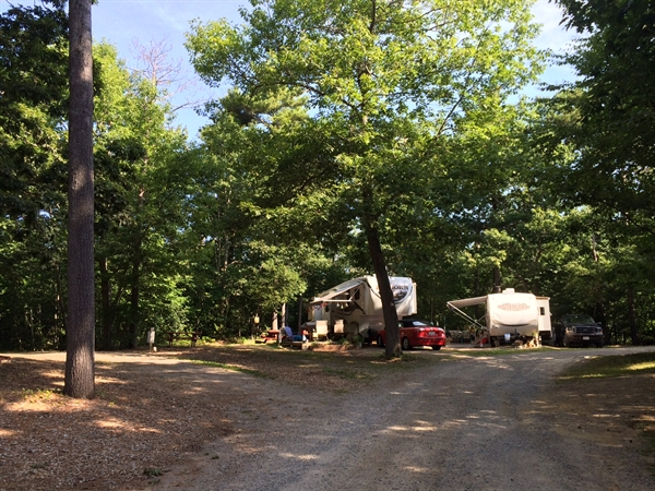 York Beach Camper Park, York Beach, ME - GPS, Campsites ...
