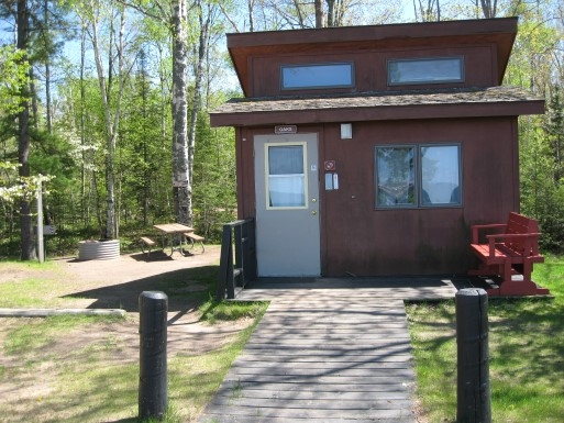 Mclain State Park Hancock Mi Gps Campsites Rates