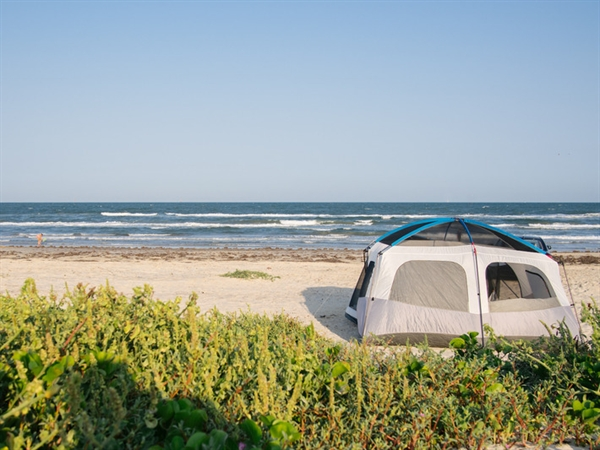 Mustang Island State Park Campground Reviews
