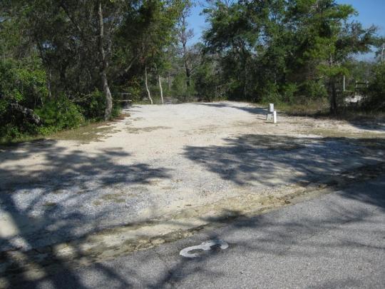 Big Lagoon State Park, Pensacola, FL - GPS, Campsites ...
