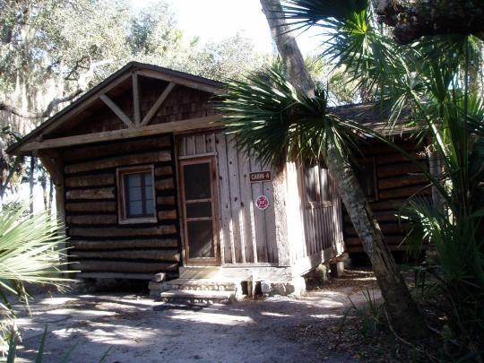 Myakka River State Park Sarasota Fl Gps Campsites