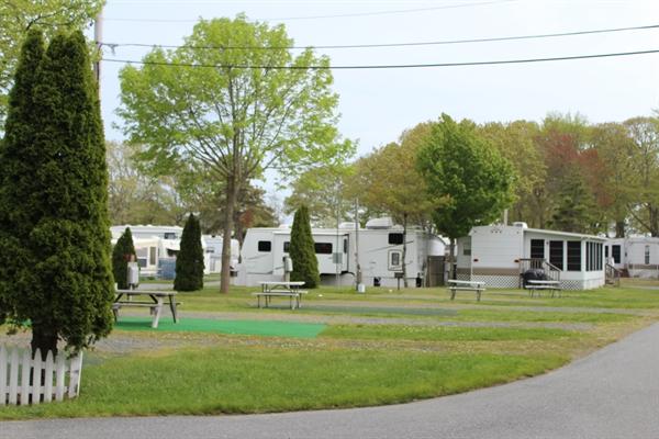 Campers Haven Carefree RV Resort, Dennis Port, MA - GPS ...