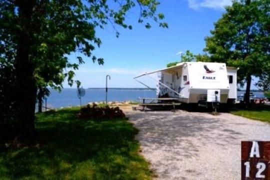 COE Rathbun Lake Prairie Ridge Campground, Centerville, IA ...