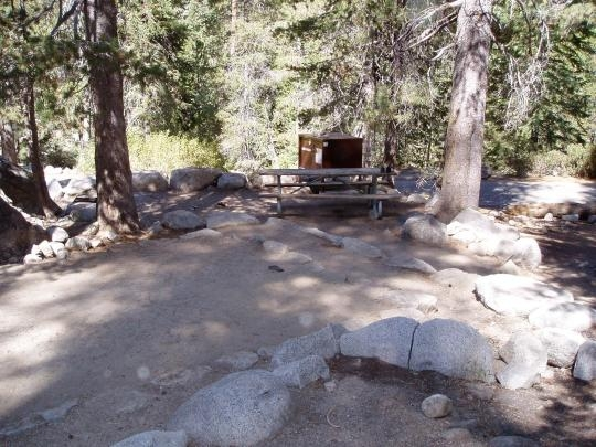 Sequoia National Park Lodgepole Campground Three Rivers