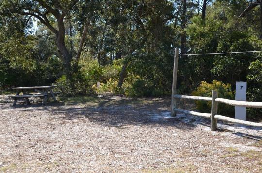 Saint Andrews State Park, Panama City, FL - GPS, Campsites ...