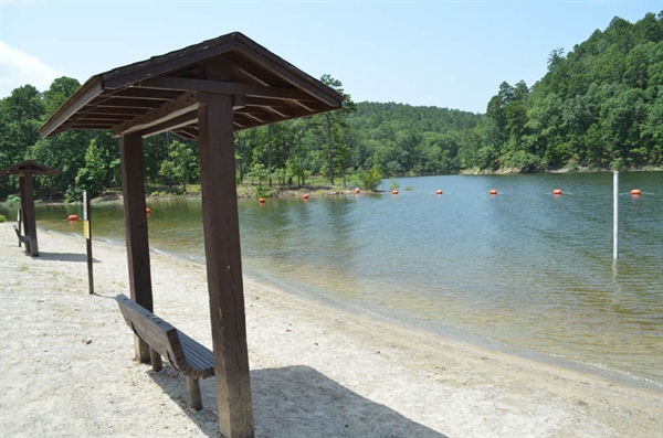 COE Lake Ouachita Brady Mountain Campground, Royal, AR ...