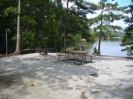 COE J Strom Thurmond Lake Big Hart Campground, Thomson, GA ...