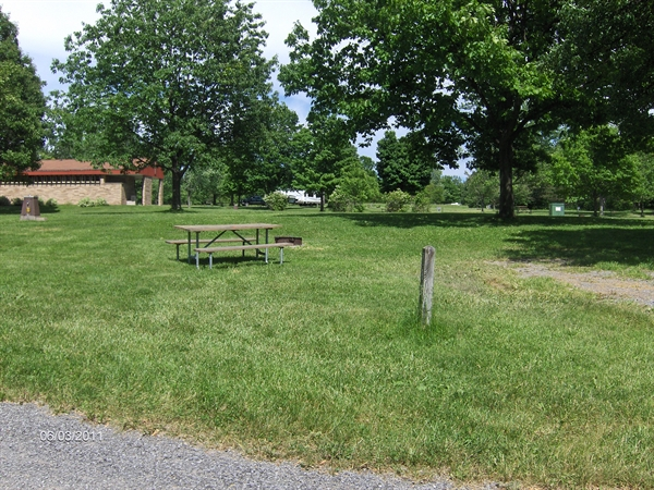 Sites for Sampson state park ny cabins