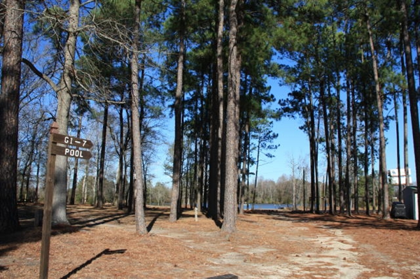 Bass Lake Campground, ...I 95 Exit 193 South Carolina