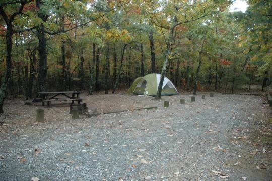 Hanging Rock State Park Danbury Nc Gps Campsites
