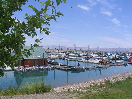 Bear Lake State Park Garden City Ut Gps Campsites