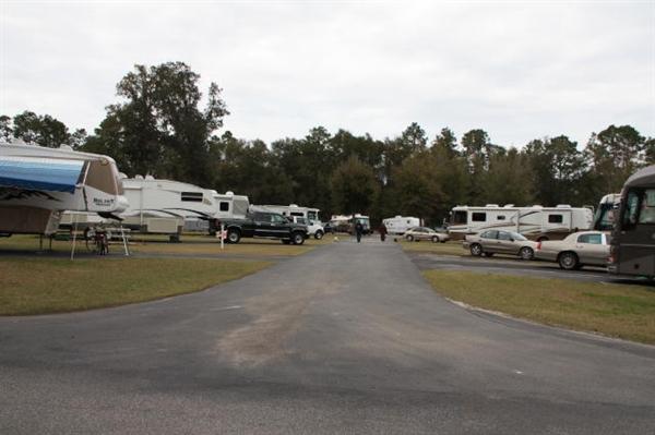 Wild Frontier RV Park, Ocala, FL - GPS, Campsites, Rates ...
