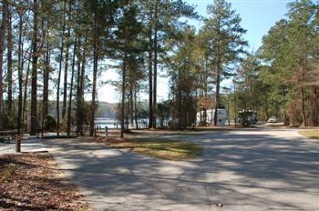 COE Walter F George Lake Hardridge Creek Campground ...