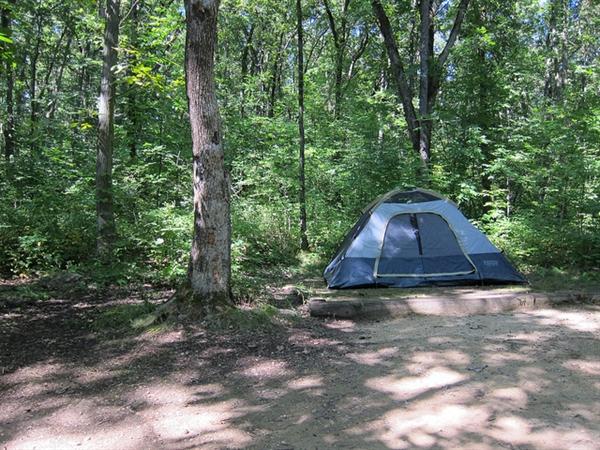 Blue Mound State Park Blue Mounds Wi Gps Campsites Rates Photos Reviews Amenities