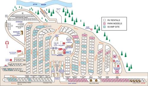 Styx River Resort Robertsdale Al Gps Campsites Rates