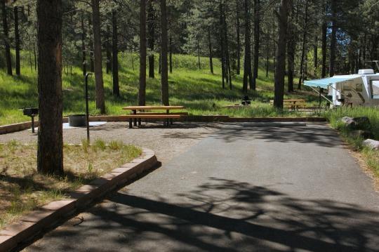 Jemez Springs Camping