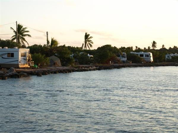Bahia Honda State Park Big Pine Key Fl Gps Campsites