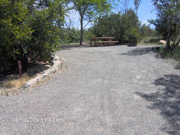 San Diego County Lake Jennings Park Campground, Lakeside ...