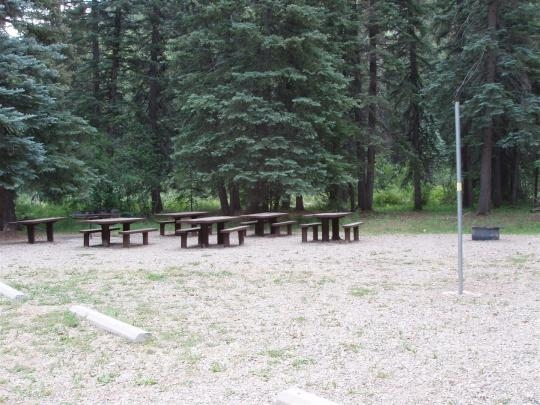 San Juan National Forest Mavreeso Campground Dolores Co
