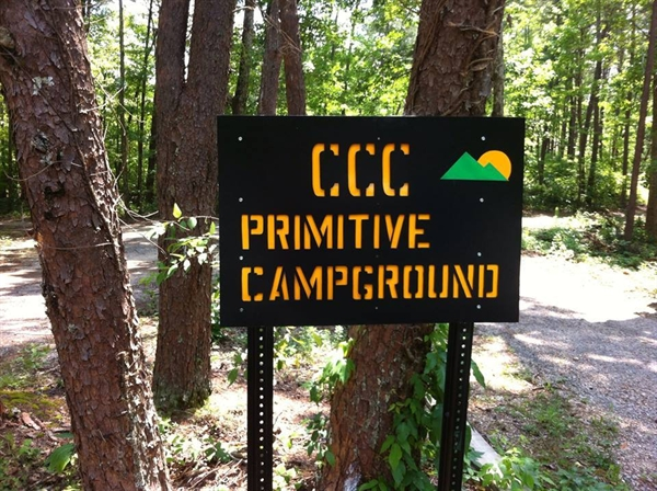 Cheaha Resort State Park Delta Al Gps Campsites