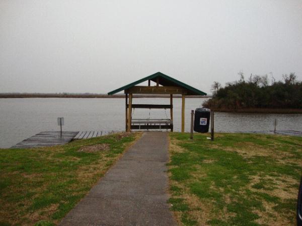 Intracoastal Parish Park Sulphur La Gps Campsites