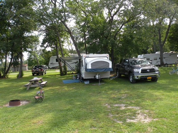Holiday Hill Campground