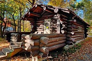Itasca State Park Bear Paw Campground Park Rapids Mn