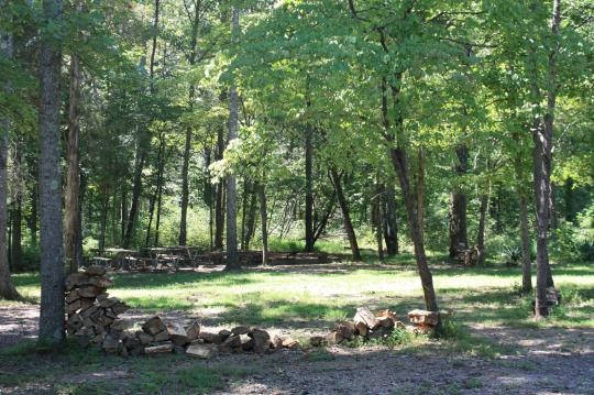Mammoth Cave National Park Maple Springs Group Campground