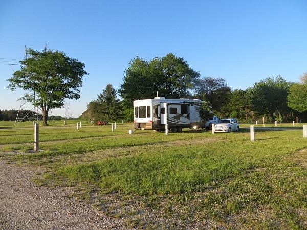 Northwestern Michigan Fair Association Campground