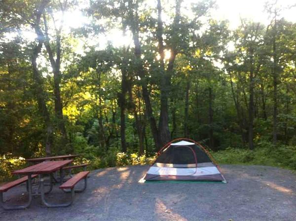Fairfax County Park Lake Fairfax Park Reston Va Gps Campsites Rates Photos Reviews
