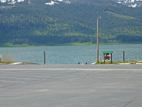 Lake cascade state park van wyck campground cascade id for Cascade lake idaho fishing