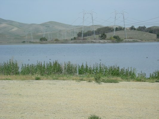 San luis reservoir state recreation area medeiros for San luis reservoir fishing