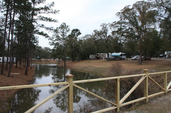 Fair Harbor RV Park And Campground Perry GA