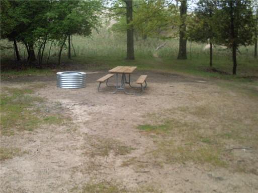 Ludington State Park Ludington Mi Gps Campsites