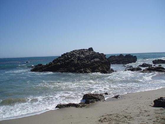 Leo Carrillo State Beach Malibu Ca Gps Campsites