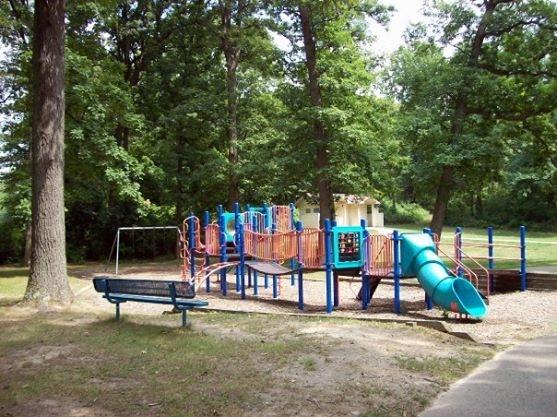 Kalamazoo County Cold Brook Campground Climax Mi Gps