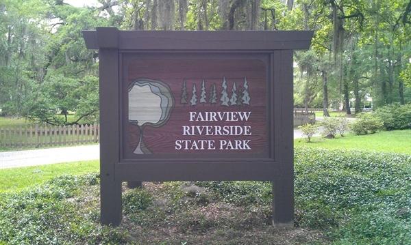 Fairview - Riverside State Park, Madisonville, LA - GPS, Campsites