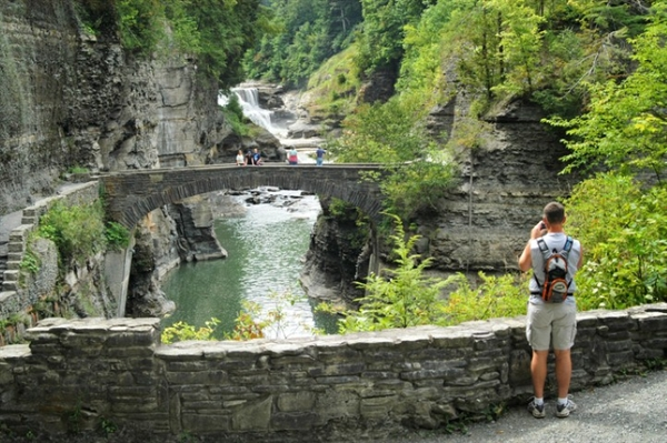 Letchworth State Park Castile Ny Gps Campsites Rates