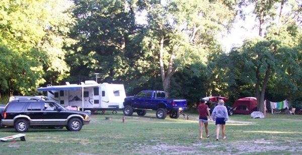 Newaygo County Diamond Lake County Park White Cloud Mi