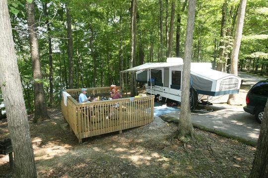 Lake Barkley State Resort Park, Cadiz, KY - GPS, Campsites ...