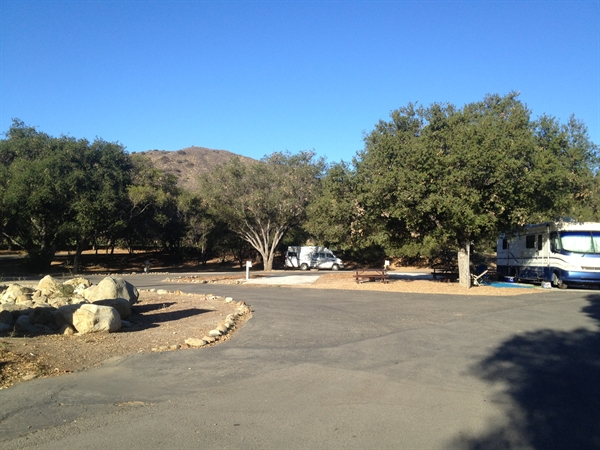 Ventura County Park Steckel Park, Santa Paula, CA - GPS ...