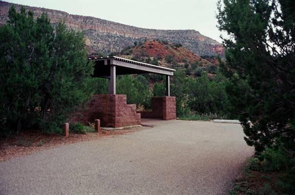 Santa Fe National Forest Vista Linda Campground San