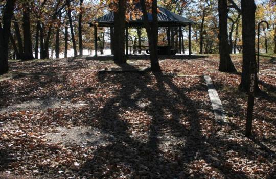 Cross Timbers State Park Toronto Point Area Toronto Ks