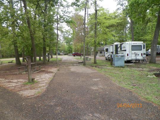 Sam Houston Jones State Park Lake Charles La Gps