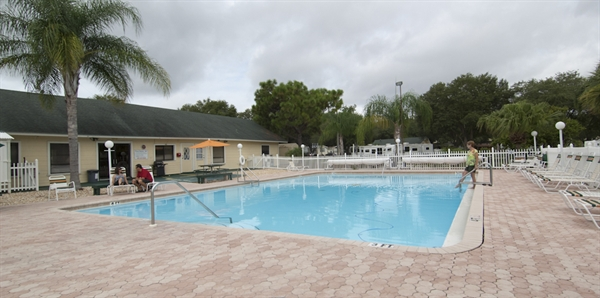 Lakeland Carefree Rv Resort Lakeland Fl Gps Campsites