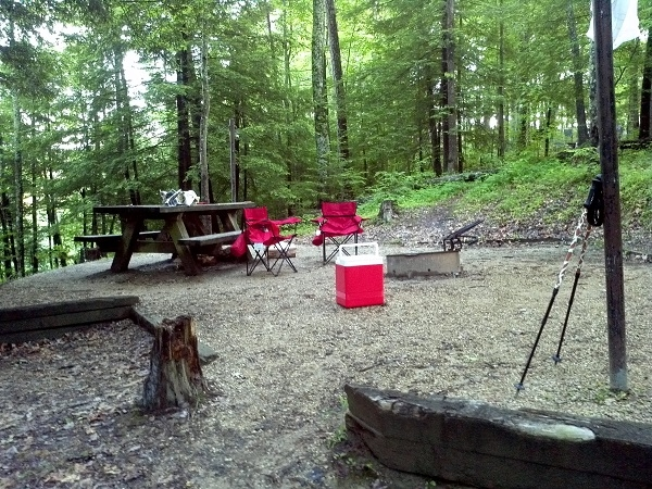 Daniel Boone National Forest Koomer Ridge Campground