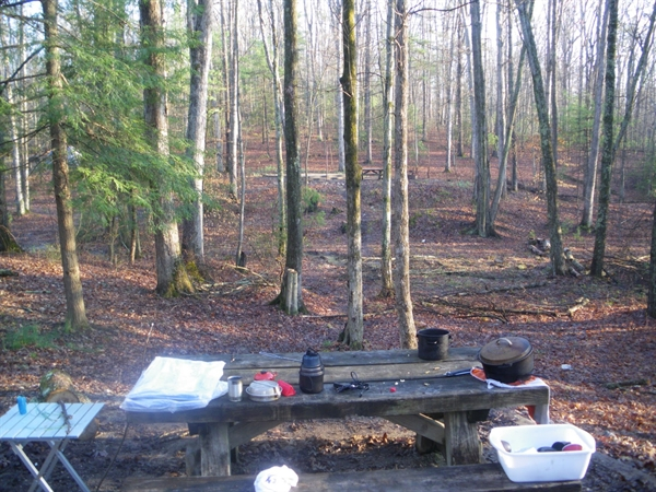 Daniel Boone National Forest Koomer Ridge Campground Stanton Ky Gps Campsites Rates Photos Reviews Amenities Activities Policies And
