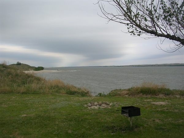 Lake mcconaughy state recreation area cedar vue campground for Lake mcconaughy fishing