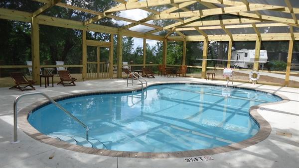 Live Oak Landing Freeport Fl Gps Campsites Rates