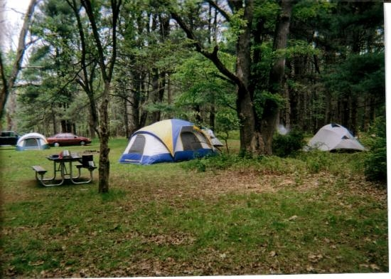 Letchworth state park castile ny gps campsites rates - Letchworth state park swimming pool ...